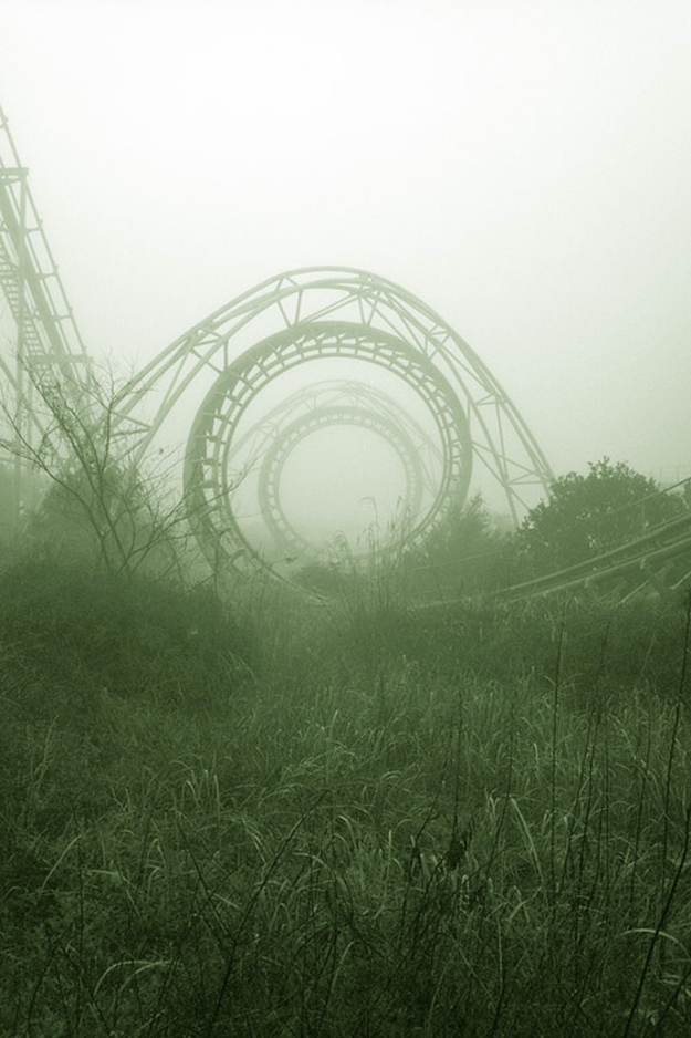 Vidámpark, Japán