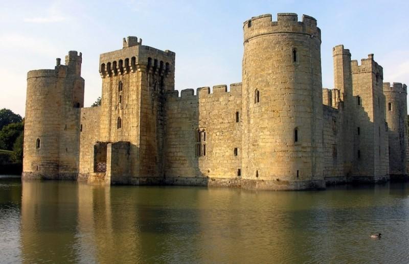 Bodiam Castle, Anglia