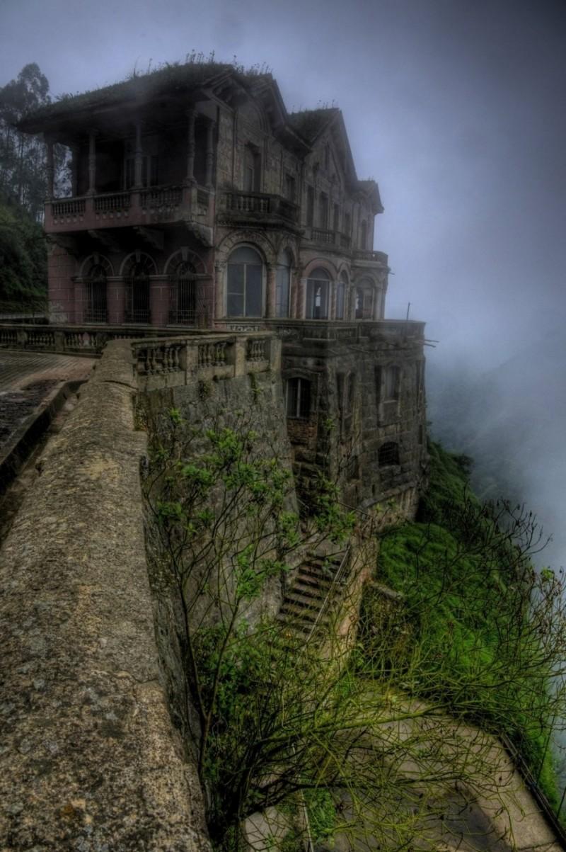 El Hotel del Salto, Kolumbia