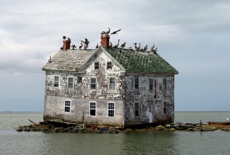 Holland-sziget, Chesapeake Bay