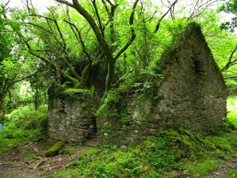 Sneem és Kenmare között, Írországban