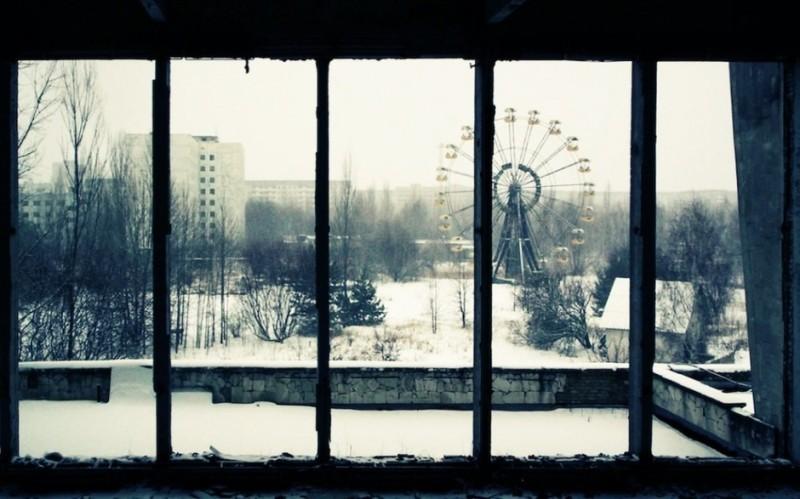 Pripjaty, Ukrajna