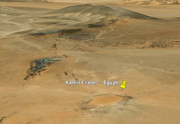 kamil-crater