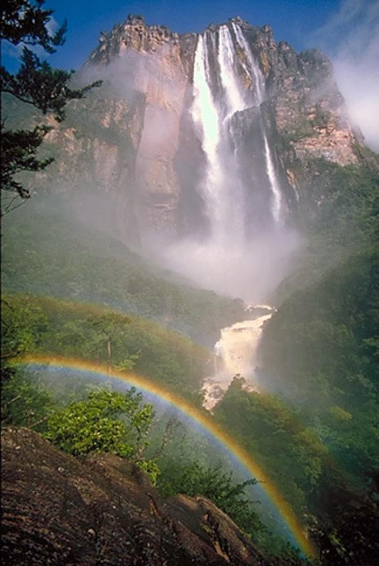 Canaima National Park,Venezuela